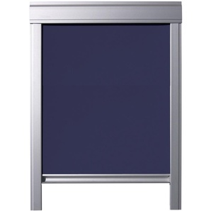 Store occultant pour VELUX fenêtres de toit, M06, 306, 14, Bleu Foncé - ITZALA