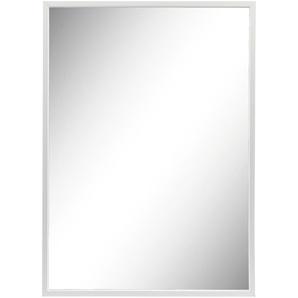 Miroir rectangulaire blanc 50x70cm