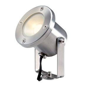 Spot projecteur à piquer ou visser CATALPA 3W GU5.3 MR16 IP44 Blanc Chaud Orientable éxterieur Garden lights ampoule fourni