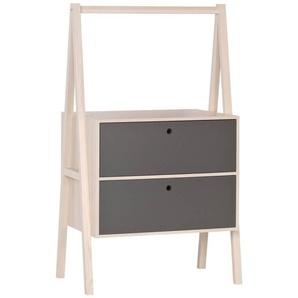Choix du coloris des tiroirs : blanc ou graphite