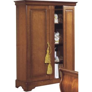 Armoire merisier 2 portes