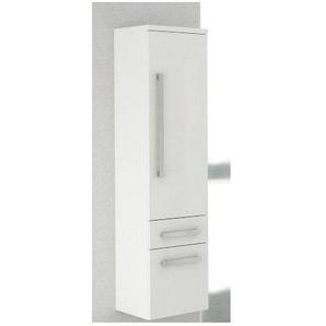 Meuble de salle de bain OLEX Blanc 80cm - Colonne : avec colonne - AZURA HOME DESIGN