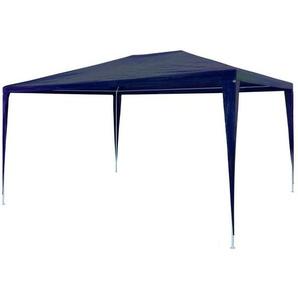 Tente de réception 3 x 4 m PE Bleu - VIDAXL