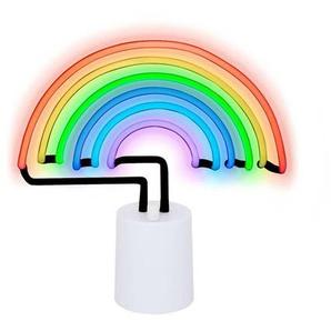 RAINBOW-Lampe à poser Néon Arc-en-ciel H30cm Multicolore Sunnylife