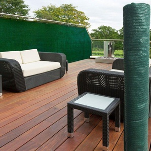 Brise vue vert 1,5 x 10 m 90 gr/m² classique - PROBACHE