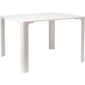 Magis Linus - Table pour enfant - blanc/MDF / polypropylène/LxPxH 75x55x52cm