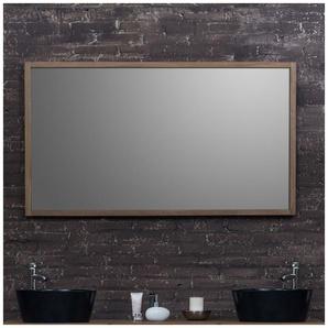 Miroir en bois de teck 160 - BOIS DESSUS BOIS DESSOUS