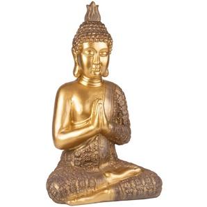 Statue Bouddha doré H71