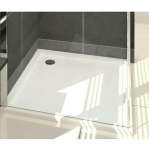 Saniclass Selva Receveur de douche carré 80x80x4cm acrylique 1B2.1077