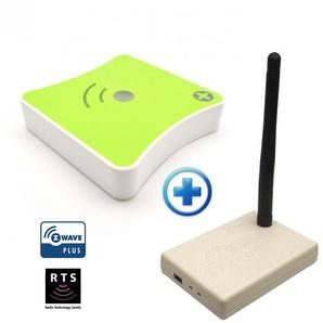 Box domotique EEDOMUS Plus avec extension Rfxcom - PLANèTE DOMOTIQUE