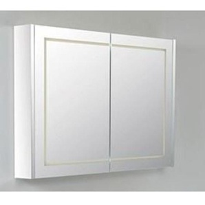 INK Armoire de toilette universel 120x73x15cm miroir 1250005