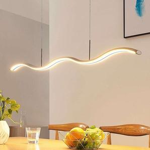 Suspension LED Brama ondulée