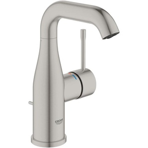 Grohe ESSENCE NEW - Mitigeur monocommande Lavabo Taille M SuperSteel (23462DC1)