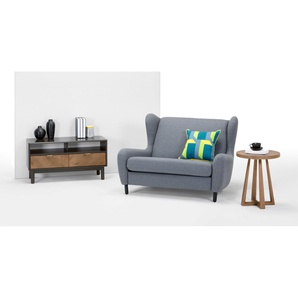 Belgrave, meuble TV, chêne teinté