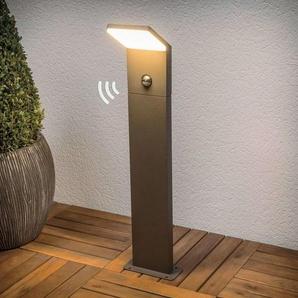 LED Eclairage Exterieur avec Detecteur de Mouvement Nevio en aluminium - LUCANDE