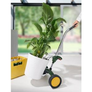 Chariot de transport pour bacs à fleurs