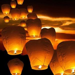 Lanternes volantes 10 pièces