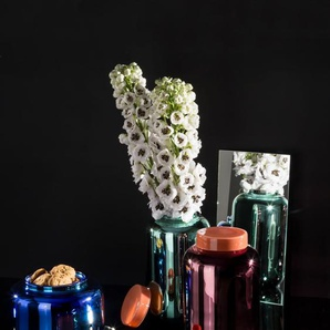 Pulpo Grand vase Container - bleu cobalt