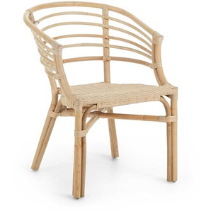 Kave Home - Chaise Dewi natural