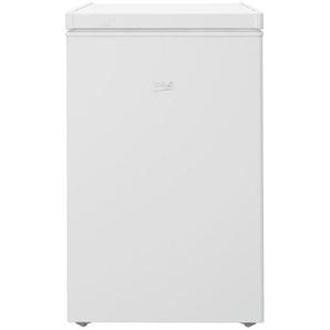 Congelateur Horizontal 104l Beko Hs210520 A+ Blanc