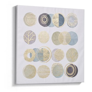 Kave Home - Toile Silva cercles