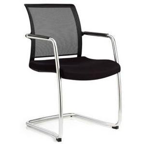 All Chair Lot de 2 sièges de réunion Adagio pas cher
