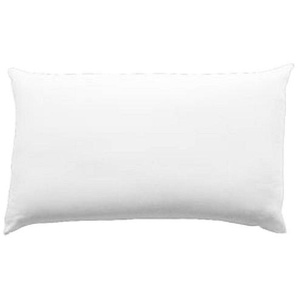 Zanotta Pisolo 1896 - Coussin 50x80cm - blanc/fibre de polyester Hollofil Allerban Du Pont