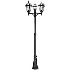 Lampadaire extérieur ALICANTE 3x100W - ECLAIRAGE DESIGN