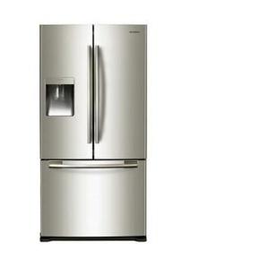 Samsung Rf62qepn - Refrigerateur Multi-portes - 439l 329+110 - Froid Ventile - A+ - L 81,7cm X H 177,2cm - Inox