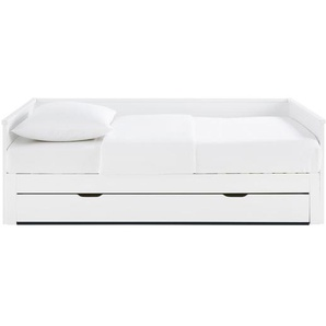 Lit extensible 90x190 blanc Happy Camper