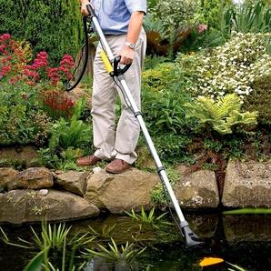 Hozelock Aspirateur manuel pour bassins Pond Vac