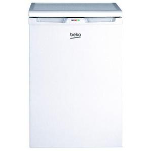 Congélateur-armoire Beko FSE1072 - 85 litres Classe A+ Blanc
