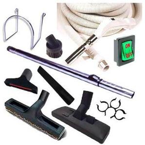 Trousse 8 accessoires + 1 flexible on/off gris 15 ml - ATEPAC