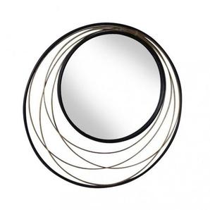 Miroir cercle Conrad - Boite à design