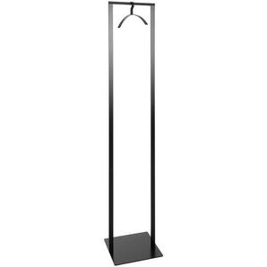 Schönbuch Portemanteau Slim I 33cm - noir/revêtu par poudre/lxHxP 33x170x34cm/pour environ 3 à 4 cintres