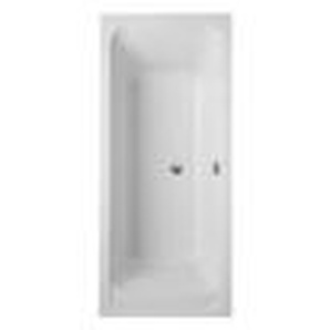 Baignoire Villeroy & Boch acrylique rectangulaire Architectura Duo, UBA178ARA2V 1700x800mm, Coloris: Blanc - UBA178ARA2V-01