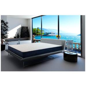 Matelas haute gamme ergonomique 105x180 à mémoire de forme total confort - 30 cm - équilibré - BEZEN