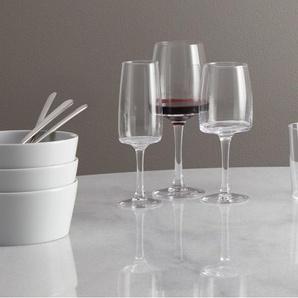 Essentials – Salem, lot de 4 verres à vin rouge
