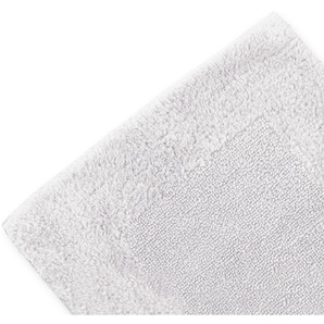 Tapis de bain 60x60 cm LUXOR Blanc 2000 g/m2