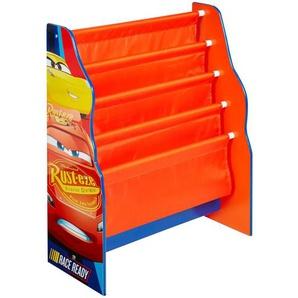 Disney Bibliothèque pour enfants Cars Orange 51x23x60 cm WORL320022