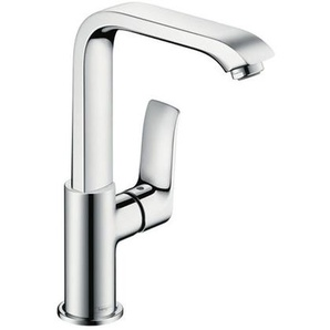 HANSGROHE Metris 230 Mitigeur lavabo vidage Push-Open chromé
