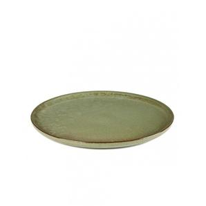 Serax Assiette Surface - camo-vert - L