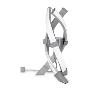 Lampe de table design Espirales