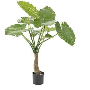Plante alocasia artificielle Zelena