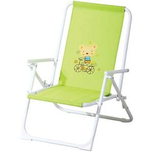 Fauteuil de jardin relax enfant Piccolo - Vert anis - Vert anis - OZALIDE