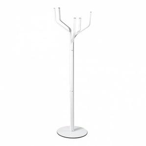Lapalma Porte-manteaux Albero - blanc/laqué/H 187cm / Ø 62cm