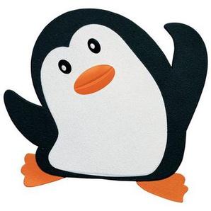 Differnz Penguin Tapis de sécurité douche noir