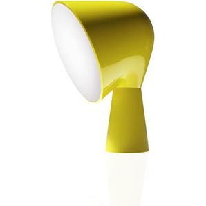 Foscarini Lampe de table Binic - jaune