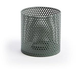 Bougeoir Erran Ø15 cm métal vert