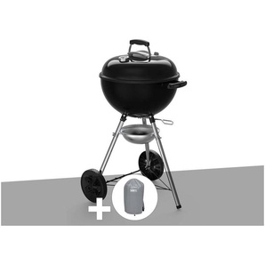 Barbecue à charbon Weber Original Kettle E-4710 47 cm + Housse